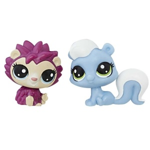Littlest Pet Shop 2'li Mini Miniş (Hildy-Alina)