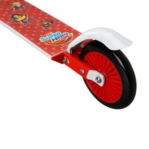 Super Hero Girls 2 Tekerlekli Scooter