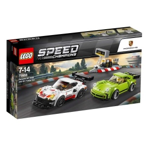 LEGO Speed Champions Porsche 911 RSR ve 911 Turbo 3.0 75888