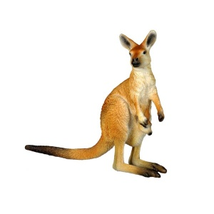 Yavrulu Kanguru