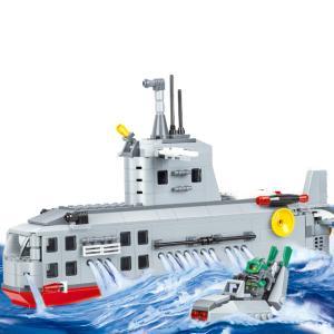 Askeri Araç Yapı Seti: Denizaltı