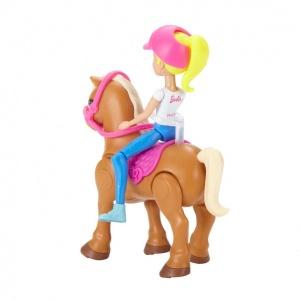 Barbie Hep Yanımda Bebeği ve Atı FHV60