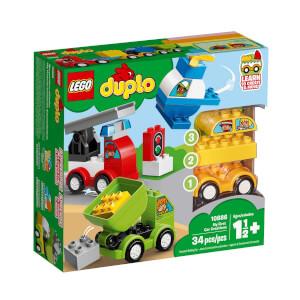 LEGO DUPLO Creative Play İlk Araba Tasarımlarım 10886