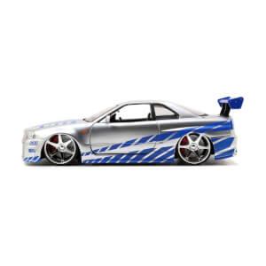 1:24 Fast Furious Model Araba