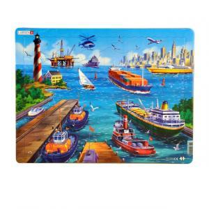 35 Parça Maxi Puzzle : Liman