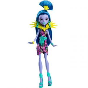 Monster High Acayipler Bahar Partisinde