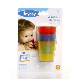 Mycey Mini Bebek Bardakları