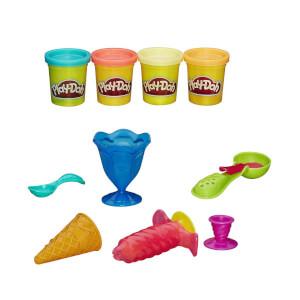 Play Doh Dondurma Eğlencesi B1857