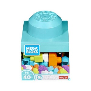 Mega Bloks 40 Parça Blok Kutusu FRX19
