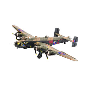 Revell 1:72 Handley Page Hal Uçak 4936