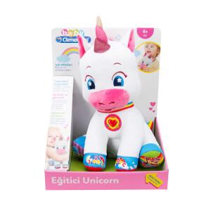 Baby Clementoni Sesli ve Işıklı Eğitici Unicorn