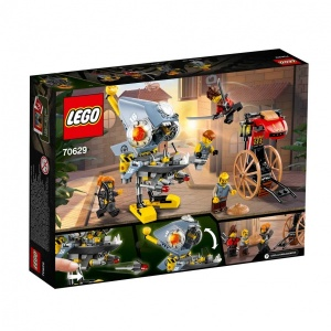 LEGO Ninjago  Pirana Saldırısı 70629
