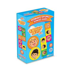 Rafadan Tayfa Domino Eslestirme Oyun Karti Toyzz Shop