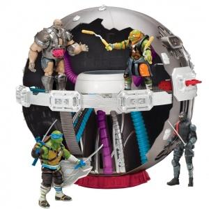 Ninja Turtles Tecnodrome Oyun Seti