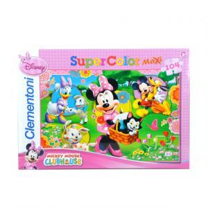 104 Parça Maxi Puzzle : Minnie S Garden