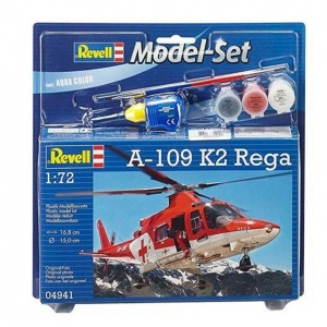 Revell 1:72 A-109 K2 Model Set Helikopter