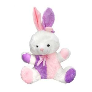 Kurdeleli Tavşan Peluş 44 cm.