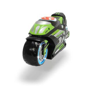 Sesli ve Işıklı Kawasaki Ninja Motor 21 cm.