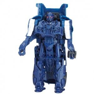 Transformers 5 Tek Adımda Dönüşen Figürler(Barricade)