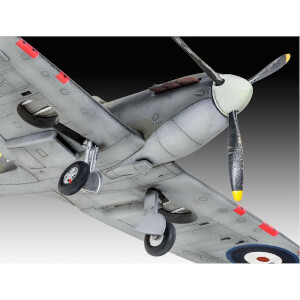Revell 1:72 Spitfire Mk IIA Uçak 3953