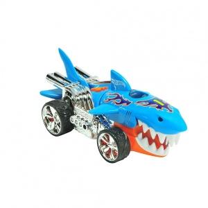 Hot Wheels Hareketli Sesli ve Işıklı Araba  (Sharkruiser)