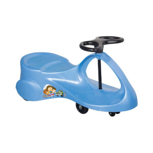 Pilsan Play Car Pedalsız Araba Mavi