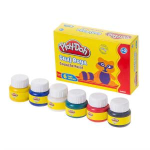 Play Doh Guaj Boya 6 Renk