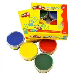 Play Doh Parmak Boya 4 Renk