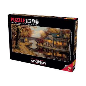 1500 Parça Puzzle : Sakinlik