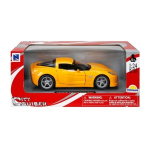 1:24 City Cruiser Chevrolet 2010 Model Araba