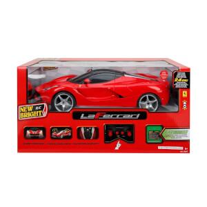 1:16 Uzaktan Kumandalı La Ferrari Sesli ve Işıklı Araba