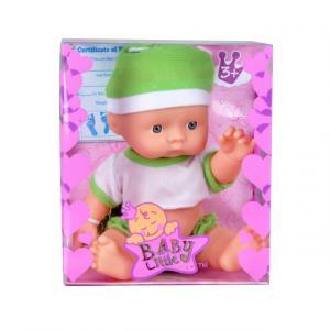 Yenidoğan Şapkalı Bebek