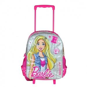 Barbie Çekçekli Anaokul Çantası 95269