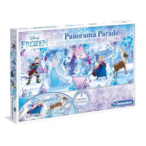 250 Parça Puzzle : Panorama Parade Frozen