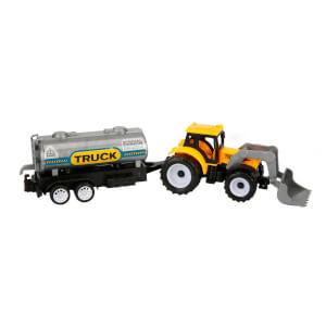2'li Kutulu Çek Bırak Traktörler