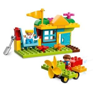 LEGO DUPLO Büyük Boy Oyun Parkı Yapım Kutusu 10864
