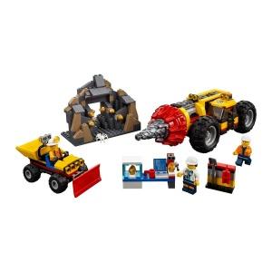 LEGO City Maden Uzmanları Sahası 60186