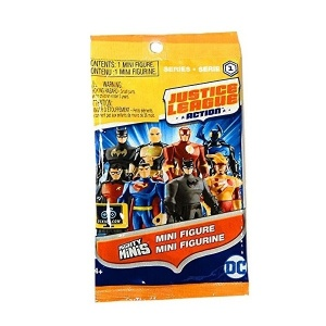 Justice League Sürpriz Paket