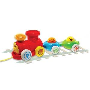Pal Baby Üçlü Müzikli Çuf Çuf Tren