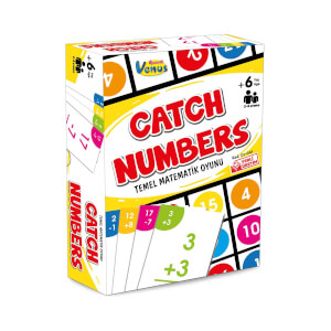 Catch Numbers Oyunu