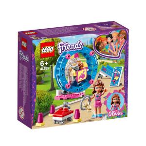 LEGO Friends Olivia'nın Hamster Parkı 41383