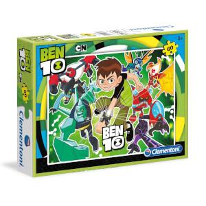 60 Parça Puzzle : Ben 10 S.C.