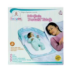 Babycim Bebeğimin Portatif Yatağı