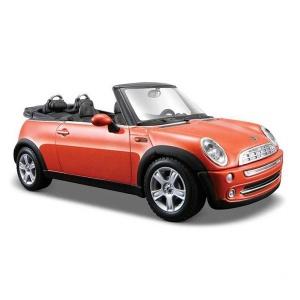 1:24 Maisto Mini Cooper Cabrio 2004 Model Araba
