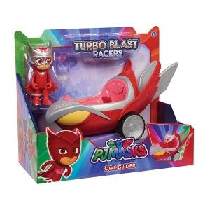 PijaMaskeliler Turbo Blast Araçlar