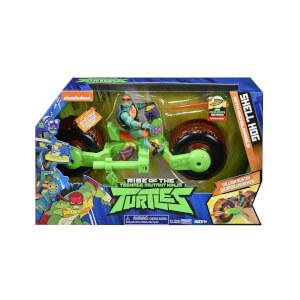 Ninja Turtles Rotmnt Araç ve Aksiyon Figür Oyun Seti