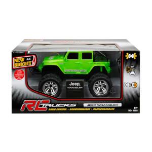 1:16 Uzaktan Kumandalı Jeep Wrangler