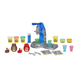 Play Doh Renkli Dondurma Dükkanım E6688