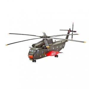 Revell 1:72 CH-53G H.Trans Helikopter Model Set Helikopter