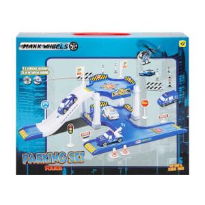 2 Katlı Garaj Oyun Set